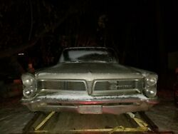 1963 Pontiac Strato Chief 4dr Sdn Star Parting Out-this Auction Is For 1 Wheel