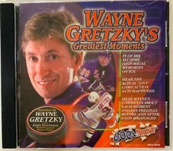 Wayne Gretzky's Greatest Moments15 Of His Historical All-time Memories Video Cd