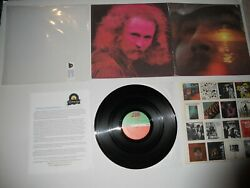 David Crosby If I Could Remember My Name 1st And03971 Analog Exc Sd 7203 Ultrasonic