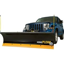 Meyer Home Plow Electrically-powered Plow - Auto Angling System, Wireless Co