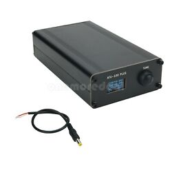 Atu-100 Plus 100w Open Source Shortwave Automatic Antenna Tuner With Metal Shell