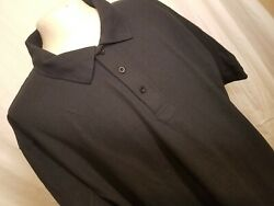 Lot Of 10 Port And Company Core Blend Jersey Knit Polos 50 / 50 Brand New Xlarge
