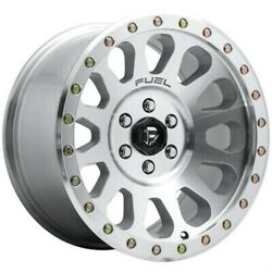 4 New 18x9 Fuel Vector High Luster Polished 6x139.7 D64718908450