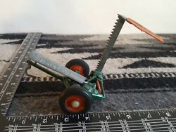 New Idea Sickle Mower 1/16 Diecast Farm Implement Replica Collectible By Topping