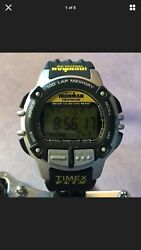 Timex 66801 Ironman Jocko Willink. In Very Good Condition. Flix 100 Lap Rare