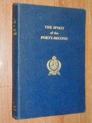 The Spirit Of The Forty-second Brahms, Vivian 1938 Good Condition Hardcover