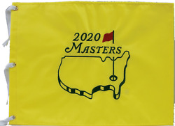 2020 Masters Embroidered Golf Pin Flag