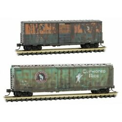 Gn N-scale 2-pack