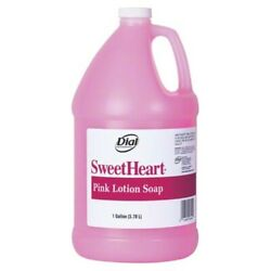 1-pack Dial Professional Sweetheart Pink Lotion Soap 1 Gallon 2340080846