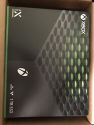 🔥microsoft Xbox Series X 1tb🔥in Hand Ships Overnight🔥 New/sealed🔥free Ship