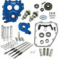 Sands Gear-drive 510 Cam Chest Upgrade Kit Cams For Harley Twin Cam 1999-2006