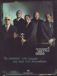 Kool And The Gang Andlrmandndash The Greatest Hits Concert For Their 40th Anniversary 2005