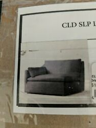 New Restoration Hardware Cloud Luxe Slope Arm 3 Piece Slip Cover Set Replac