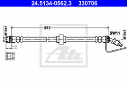 Ate Brake Hose For Opel Renault Movano Master Ii 4500131