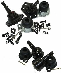 Upper And Lower Ball Joints Gm A Chevelle 64-72f Camaro 67-69x Nova 68-74