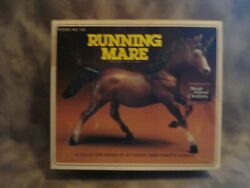 Breyer Traditional Size Bay Running Mare BOX ONLY