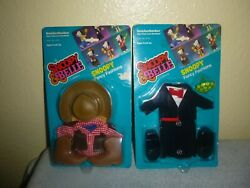 Vintage Knickerbocker Snoopy Formal and Western Outfit $30.00