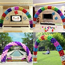 Holder Tubes Pole Display Balloons Stand Wedding Birthday Party Event Supplies
