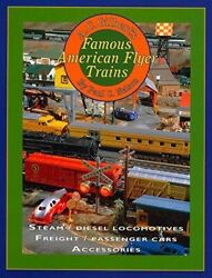 A.c. Gilbert's Famous American Flyer Trains - Out Of Print - Last New Book