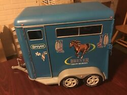 Breyer Traditional 2 Horse Trailer