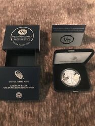 2020 End Of World War 2 75th Anniversary American Eagle Silver 1 Oz One Ounce