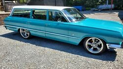 63 Chevy Impala.. Wagon Parts..bumpers..hood ..tailgate..wheels..grill.etc..