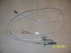 Fireplace Remote Gas Log Pilot Assembly With 36 Thermopile Natural Gas