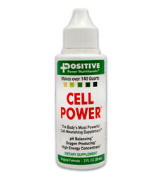 Positive Power Nutritionals Cell Power 2 Fl.oz