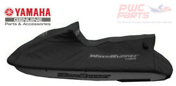 Yamaha Fx-sho Waverunner Cover And03909-11and039 Black W/ Graphic 100 Oem Mwvunifx0019