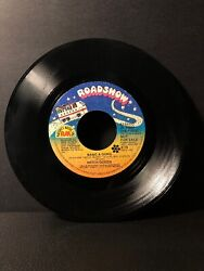 1978 Witch Queen Bang A Gong 45rpm 7andrdquo Single Roadshow J210
