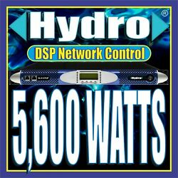 New Hydro K3-dsp 1u Professional Power Amplifier - Line Array Monitor Subwoofer