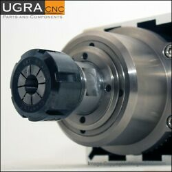 Professional Gmt Spindle Motor Air Cooled 7.5 Kw / 10 Hp 380v Er32 Cnc Router