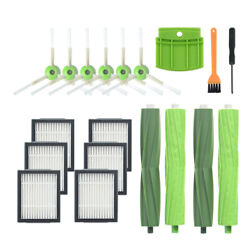 19pcs Replacements For Irobot Roomba I7 Vacuum Cleaner Parts Accessories 6side