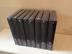 Game Of Thrones Complete Uk Steelbook Set 1-8 Rare All Sealed