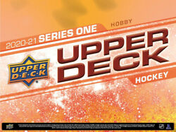20-21 2020-21 Upper Deck Series One U-pick From List 1-200-complete Your Set