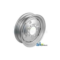 K947937 4.5 X 16 Front Wheel/ Rim For David Brown Tractor 1210 1212 770a 770b +