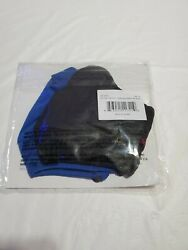 Tommie Cooper 2 Pack Community Wear Face Masks NWT $18.00