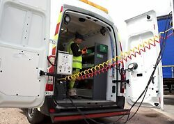 Hgv Trailer Light Tester - Abs And Ebs Diagnostics Also Includes Air Brake Testing