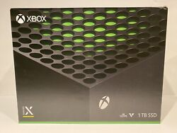 Brand New Microsoft Xbox Series X 1tb Video Game Console In Hand Ready To Ship