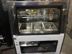 Marc Mch-4 - 48 Electric Hot Food Display Case Is The Perfect Item 927