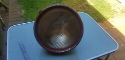 Vintage / Classic Larger Tilt Ray Head Light Has Number 8 Has Emblem On Top