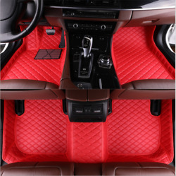 Suitable For Mini Coope/ Cooper Clubman/cooper Countryman/paceman Car Floor Mats