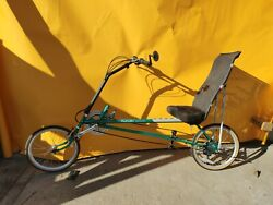 Rans Tailwind 24 Speed Bicycle W/ Racing Tire's 1 Person Owner