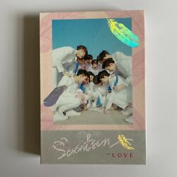 Seventeen And039love And Letter - Loveand039 Factory Sealed Japanese Press Brand New Album