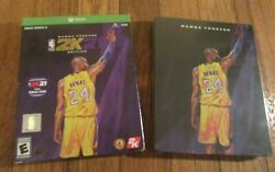 Nba 2k21 Mamba Forever Edition For Xbox Series X With Steelbook Brand New Sealed
