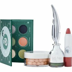 Ulta Beauty X Harry Potter Cosmetic Kit Eyeshadow Palette Lip Balm Slytherin $67.99