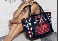 Victoria Secret Black FRIDAY Tote LIMITED EDITION LARGE 2020 Brand New $29.50