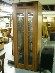 Mid-century Bell System Telephone Phone Booth Superman Working Refurbished Ex