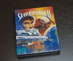Factory Sealed Star Control 2 Ii Accolade Pc Games, 1992. Perfect Copy