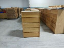 GREAT Dorm Furniture Solid Wooden Dressers. Can ship for $. Bulk discounts